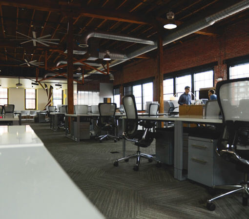 Mudanzas de grandes oficinas y bibliotecas