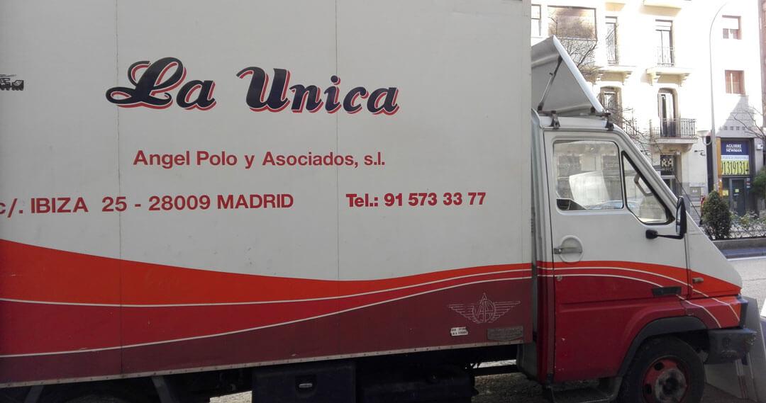 Mudanzas locales en Madrid